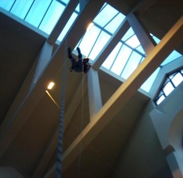 Ekoing izvodi i projektira radove na visini